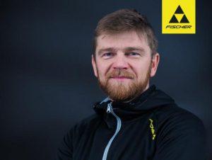 Instruktor narciarski Andrzej Honczar