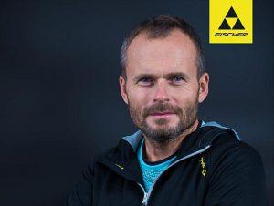 Instruktor narciarski PZN Piotr Łukowicz