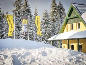 Wypożyczalnia nart biegowych Jakuszyce